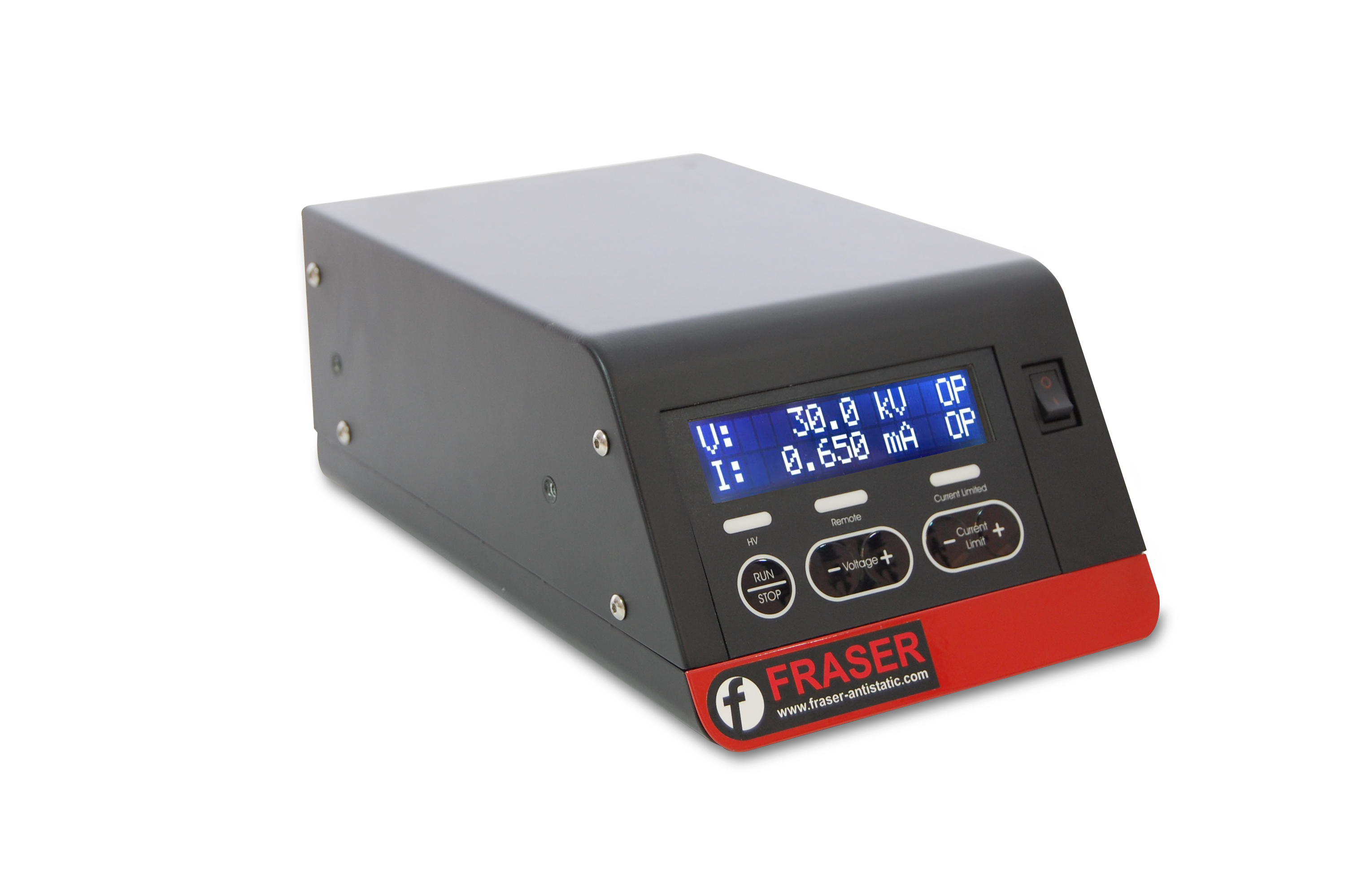 Ionfix-Static-Generator